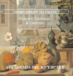 Georg Philipp Telemann - Concerti, triosonate e quartetto