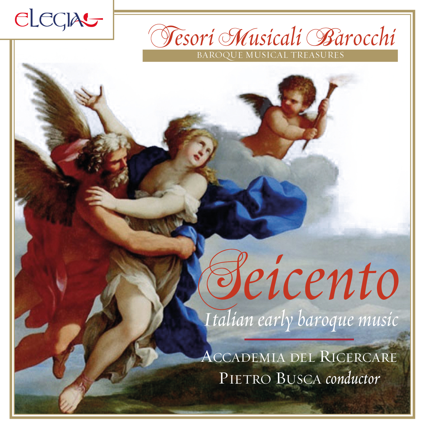 Seicento. Italian Early baroque music
